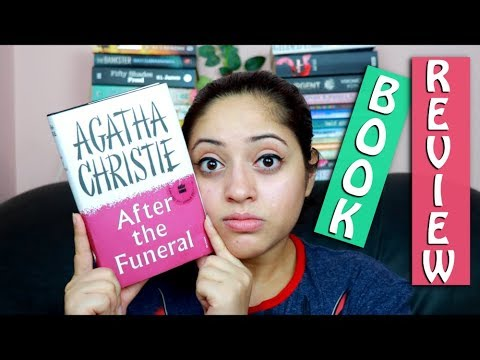 Agatha Christie Books | After The Funeral Book Review | Spoiler Free Review