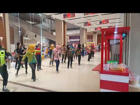 Meraih Bintang Flash Mob PAS