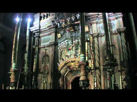 Santo Sepulcro, Local Da Morte E Ressurreição De Cristo.