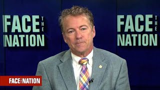 Sen. Paul says the war in Afghanistan has outlasted its mission
