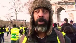Les Gilets jaunes s'expriment sur l'acte 6 et demandent la démission de Macron