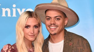 Ashlee Simpson and Evan Ross on Why Hollywood Won't Affect Their Marriage (Exclusive)