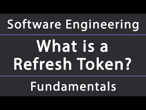 What Is A Refresh Token And Why Your REST API Needs It?