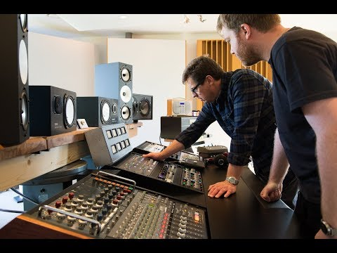 Cenzo Townshend Studio Tour Showing Recording Spaces And The Recording / Mixing Equipment