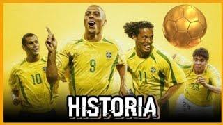 عندما كان البرازيل يرعب عالم كرة القدم | القصة الكاملة..!!