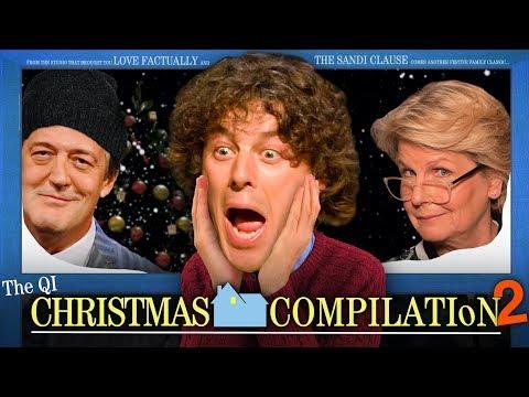 QI Christmas Compilation 2!