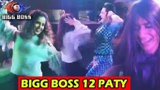 Bigg Boss 12 Contestants Enjoying Party After Grand Finale | Dipika Kakar WINNER Party