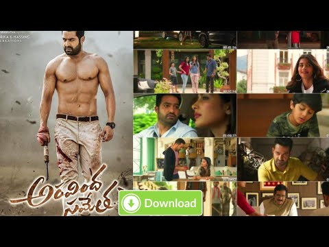 Aravinda Sametha (2019)Full Hindi Dubbing Movie ( HD Download 1080p