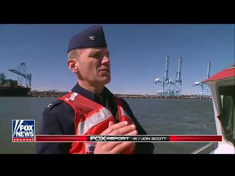 FOX Report Weekend Sunday 17 June - Port of Virginia plans major expansion