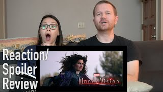 Wandavision Ep. 8 // Reaction & Spoiler Review