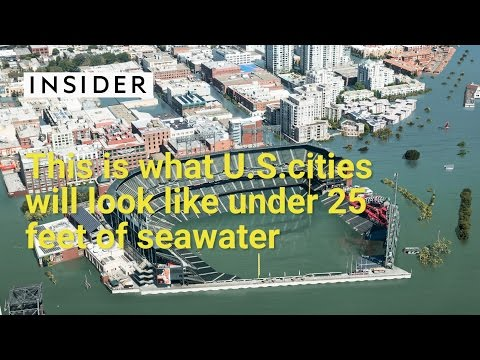 Here's what will happen to coastal cities if climate change continues