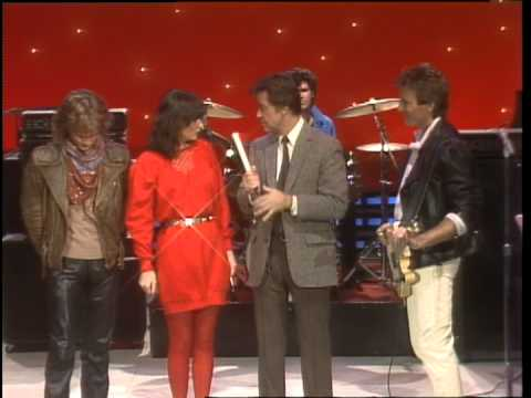 Dick Clark Interviews Scandal - American Bandstand 1982