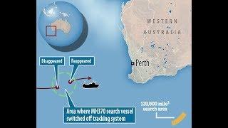 strange gps anomaly in location of missing flight mh370 strava heat map