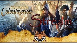 Sid meier's civilization colonization 4 religion and revolution мультиплеер. Голан . Часть 2