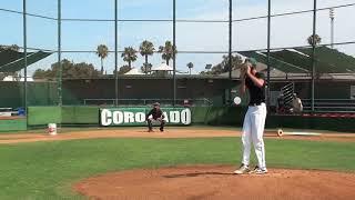 Justin Robertson - Pitching Highlights