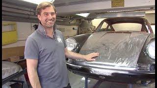 Oldtimer-Werkstatt: Wir haben einen der besten Porsche-Schrauber Hamburgs besucht