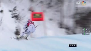 Lindsey Vonn Wins Downhill Altenmarkt-Zauchensee