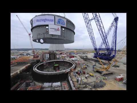 2014 Vogtle Construction Highlights