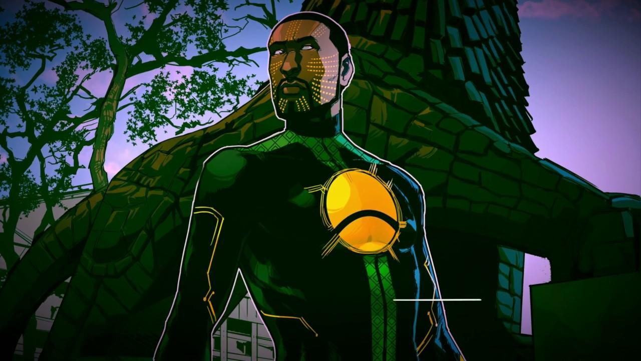 ETAN COMICS presents JEMBER | The first Ethiopian Superhero Comic Book