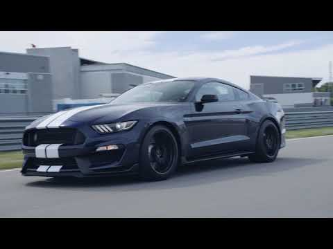 New 2019 Shelby GT350 Broll