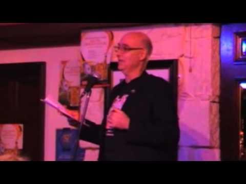 Billy Watson.TV - Blind Poetics -  11/11/13 - Max Scratchmann