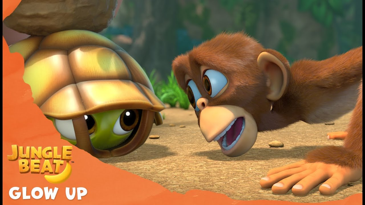 Download Tortoise's Glow Up - Jungle Beat: Munki and Trunk | Kids Animation 2021