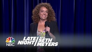 Michelle Wolf Stand-Up Performance - Late Night with Seth Meyers