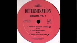 Rallin Lamb - Forward Kaya + Version (DETERMINATION) LP