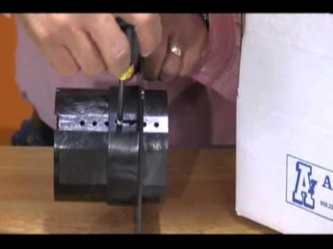 arlington how to install outdoor light fixture box 8141 alp youtube