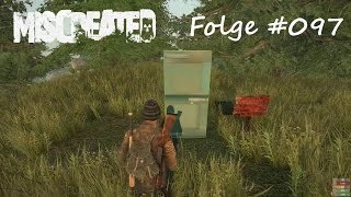 Let's Play Miscreated [HD+] Folge #097 - Erste Bauteile