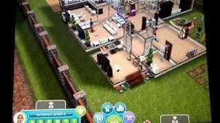 Как создать многодетную семью в игре the sims free play..(через YouTube Объектив., 2015-02-12T12:54:54.000Z)