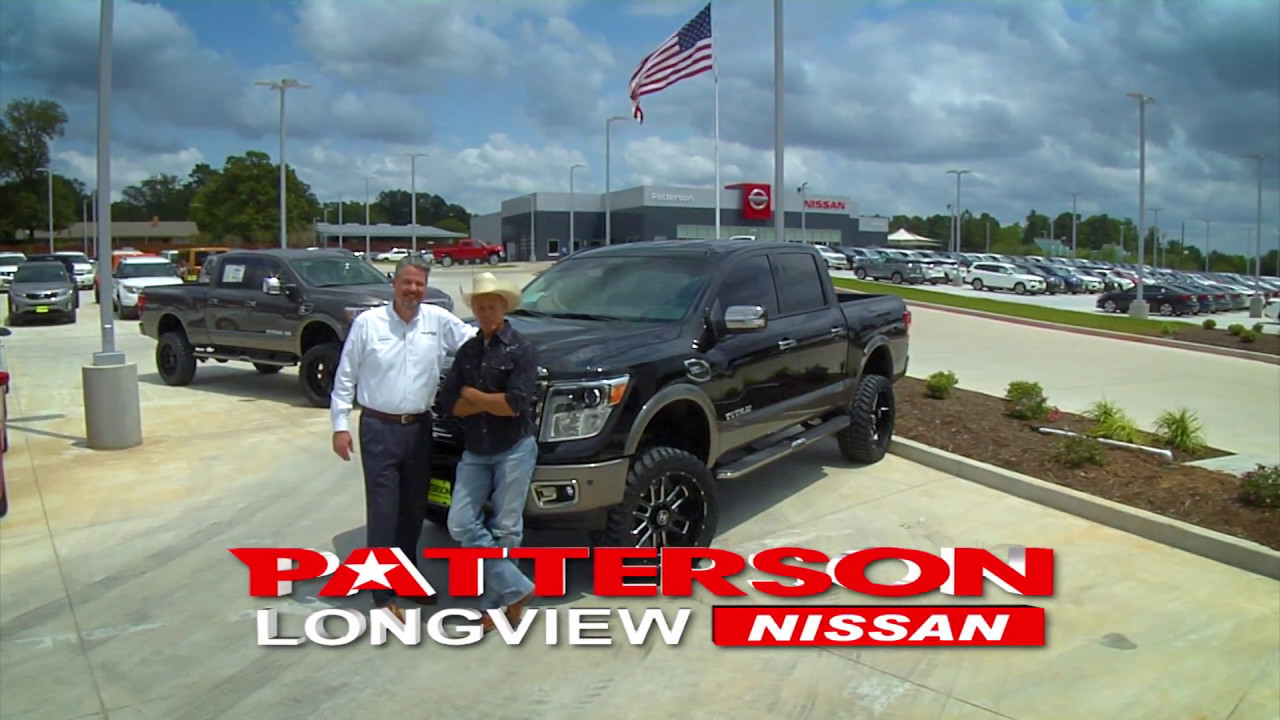 Patterson Nissan Longview Tx >> Patterson Nissan Longview New Location