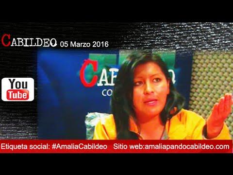 Soledad Chapetón en búsqueda de justicia