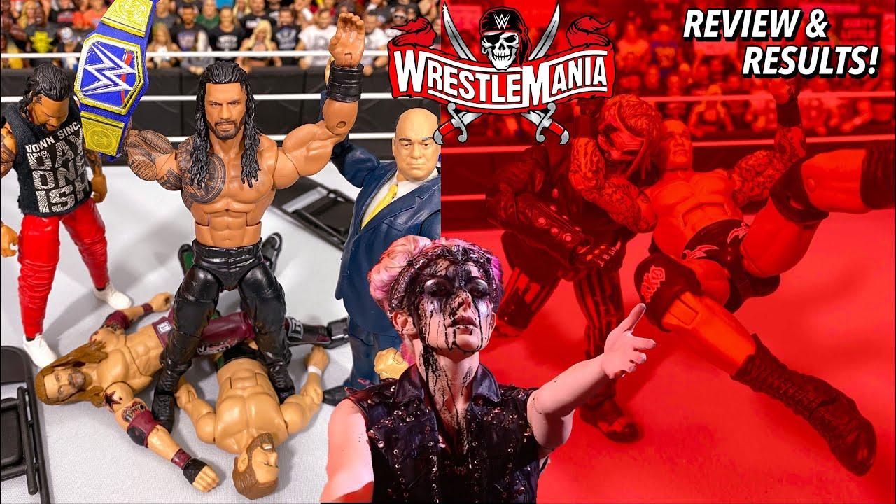 WWE WRESTLEMANIA 37 NIGHT 2 REVIEW & RESULTS!