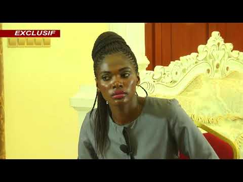 ENTRETIEN AVEC SON EXCELLENCE Faustin-Archange Touadéra PRESIDENT DE LA RÉPUBLIQUE CENTRAFRICAINE