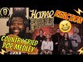 Home Free - Country Fried Pop Medley (17 Artists, 15 Songs, 1 Amazing Mashup) Reation