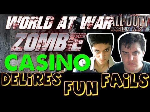 [FR] M&D Zombie n°2 - Call of Duty World at War | Nazi Zombie CASINO (Vive la roulette)