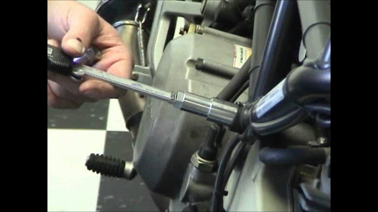 Ducati Monster Frame Sliders Install