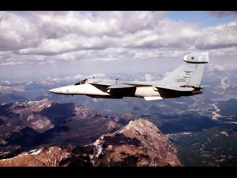 USAF's Grumman EF-111A Raven