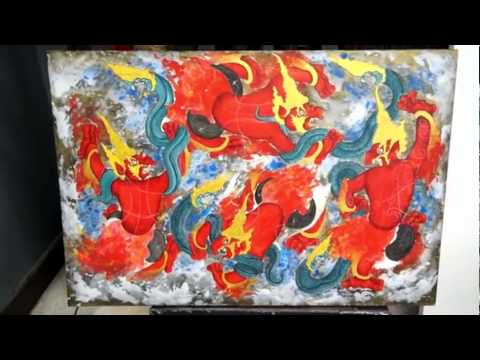 IS2 : การสำรวจความนิยมศิลปะระหว่างศิลปะไทยกับศิลปะสากล