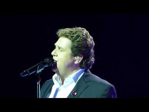 Alfie Boe & Michael Ball 'The Music of the Night' London 12.11.16 HD