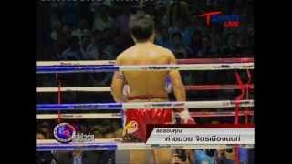 สมรักษ์ คำสิงห์ พบ จอมโหด (Somrak vs. Jomhod 7 Dec 2012)