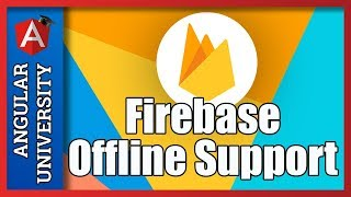 💥 Firebase Offline Support for the Firestore NoSQL Database - See it in Action