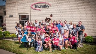 Shumsky Landscaping Day 2015