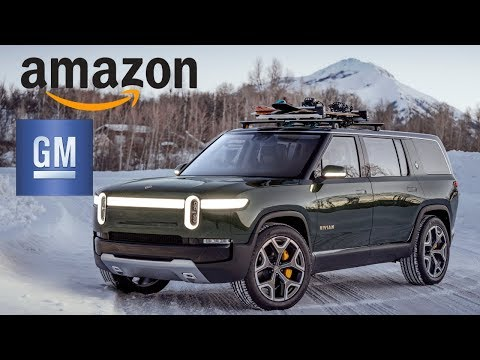 Initial thoughts: GM/Amazon in talks to invest into Rivian