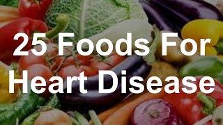 Foods Heart Disease