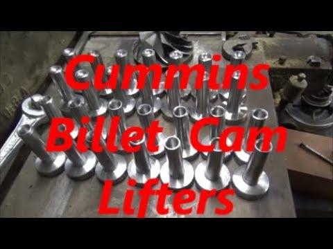 Billet Tool Steel Cummins Lifters