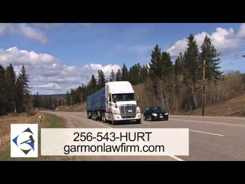 Have you been Hurt in a Truck Wreck? - Garmon Law Firm