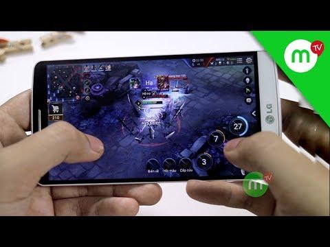 TRẢI NGHIỆM 2,5 triệu mua LG G3 chơi Liên Quân, cách để chơi MƯỢT  Video theo yêu cầu #14  MANGO TV