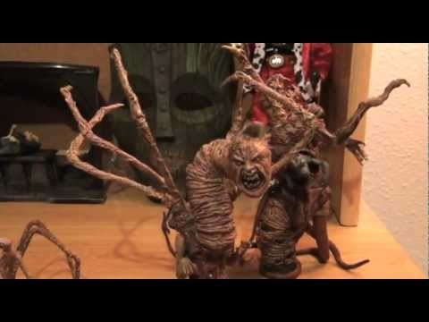 Turmoil In The Toybox - Mcfarlane Movie Maniacs The Thing Collection